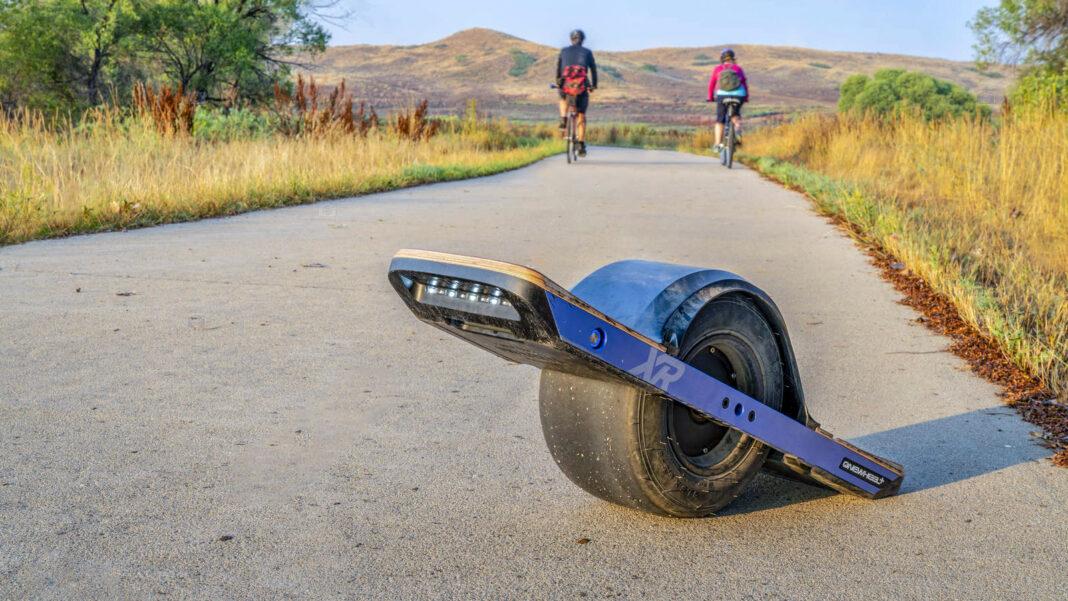 Onewheel e biciclette